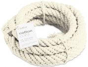 20mm Chunky Cotton Cord 3m  Cream