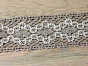 Wide Vintage Style Crochet Lace Trimming