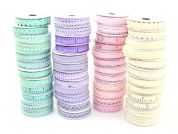 Deco Decorative Fancy Ribbons Assorted Designs