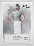 How To Do Fashion Sewing Pattern Malmo Top & Skirt