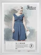 How To Do Fashion Sewing Pattern Drager Dress