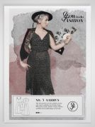 How To Do Fashion Sewing Pattern Aarhus Dress