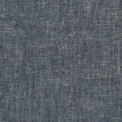 Robert Kaufman Linen Chambray Denim Dress Fabric  Indigo