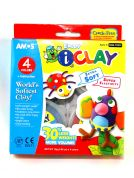 Amos iClay Worlds Softest Clay Childrens Craft Kit