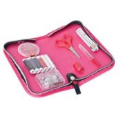 Hobby & Gift Polka Dot Case Sewing Kit