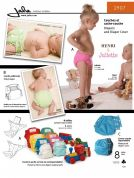 Jalie Baby Sewing Pattern 2907 Cloth Nappies & Nappie Covers