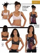 Jalie Ladies Easy Sewing Pattern 3131 Bra & Camisole
