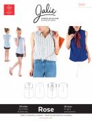 Jalie Sewing Pattern 3881
