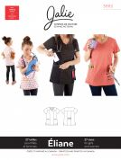 Jalie Sewing Pattern 3882