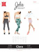 Jalie Sewing Pattern 3887