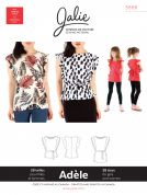 Jalie Sewing Pattern 3888