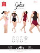 Jalie Sewing Pattern 3892