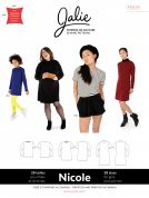 Jalie Sewing Pattern 3903