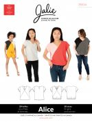 Jalie Sewing Pattern 3904