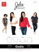 Jalie Sewing Pattern 3905