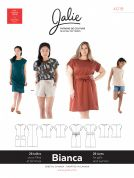 Jalie Sewing Pattern 4019