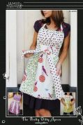 Jamie Christina Ladies & Girls Easy Sewing Pattern Pretty Ditty Apron