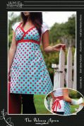 Jamie Christina Ladies Easy Sewing Pattern Palooza Apron
