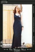 Jamie Christina Ladies Sewing Pattern Mission Maxi Dress