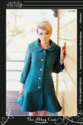 Jamie Christina Ladies Sewing Pattern Abbey Coat