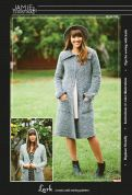 Jamie Christina Ladies Sewing Pattern Lark Maxi Cardigan