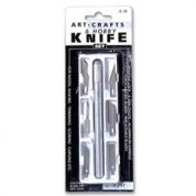 Impex Art & Hobby Craft Knives Set of 6