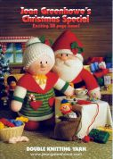 Jean Greenhowe Knitting Pattern Book Christmas Special