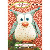 Jennifer Jangles Easy Sewing Pattern Okey Dokey Owl