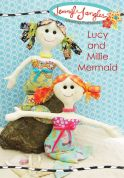Jennifer Jangles Easy Sewing Pattern Lucy & Millie Mermaid
