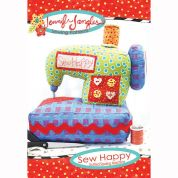 Jennifer Jangles Easy Sewing Pattern Sew Happy Sewing Machine