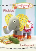 Jennifer Jangles Easy Sewing Pattern Pickles The Elephant