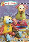 Jennifer Jangles Easy Sewing Pattern Otis & Rhubarb