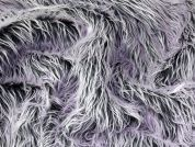 Long Pile Textured Luxury Faux Fur Dress Fabric