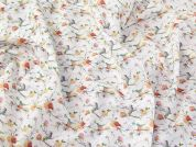 Printed Cotton Fabric  Multicoloured
