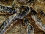 Luxury Fur Fabric  Courmayeur