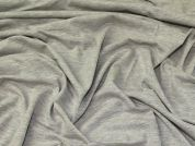 Glow In The Dark Jersey Knit Fabric  Grey