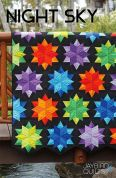 Jaybird Night Sky Quilt Pattern