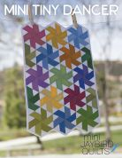 Jaybird Mini Tiny Dancer Quilt Pattern