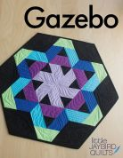 Jaybird Gazebo Table Topper Quilt Pattern