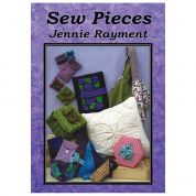 Sew Pieces by Jennie Rayment Book