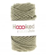 Hoooked Natural Jute Knitting & Crochet Yarn