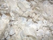 Julianne 3 Dimensional Flower Couture Bridal Lace Fabric  Ivory