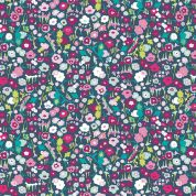 Art Gallery Fabrics Pretty Ditsy Dream Stretch Jersey Knit Dress Fabric