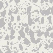 Art Gallery Fabrics Pandalings Pod Shadow Stretch Jersey Knit Dress Fabric