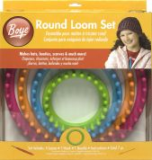 Boye Round Knitting Loom Set