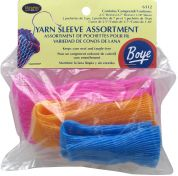 Boye Assorted Knitters Yarn Sleeves