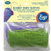 Boye Jumbo Knitters Yarn Sleeves
