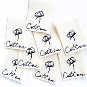 Kylie And The Machine Cotton Print Labels