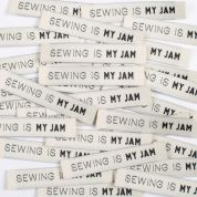 Kylie And The Machine Sewing Is My Jam Labels
