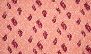 Cotton Jersey Knit Fabric  Old Rose Pink